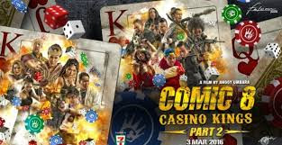 Download Film Indonesia Comic 8 Casino Kings Part 2 (2016) Full Movie BluRay