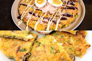 Okonomiyaki Khas Jepang