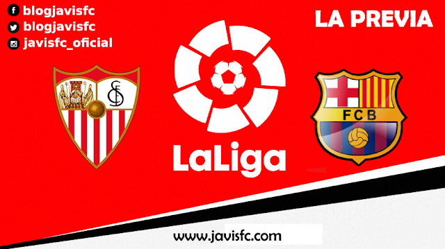 Previa Sevilla FC - FC Barcelona