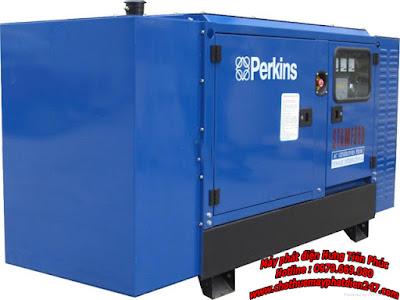 Máy phát điện Perkins 600kva 2806A-E18TAG2