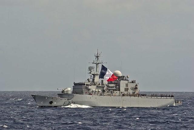 Kapal Perang Prancis Merapat di Pelabuhan Vietnam, Indikasi Tantang China di LCS