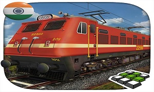 تحميل لعبه Indian Train Simulator مهكره اخر اصدار 19.1