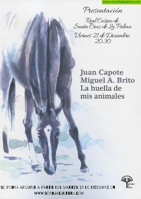 """Presentación del libro """"La huella de mis animales"""""""