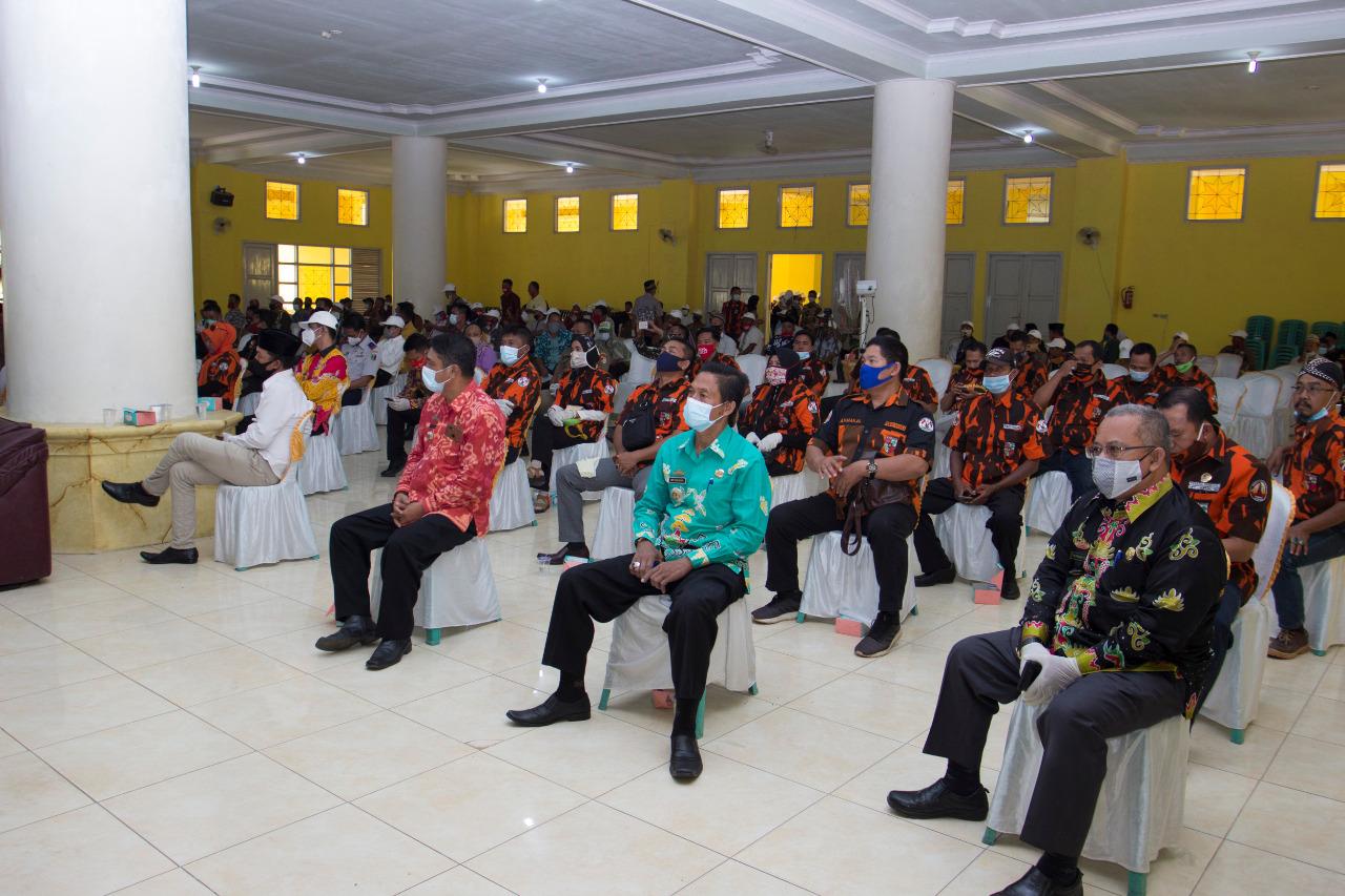 Forbes Masyarakat Lampung Timur Deklarasi Pemilukada Damai dan Anti Hoax 2020