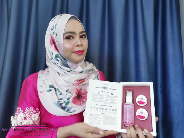 Mylara Basic Whitening 3 in 1