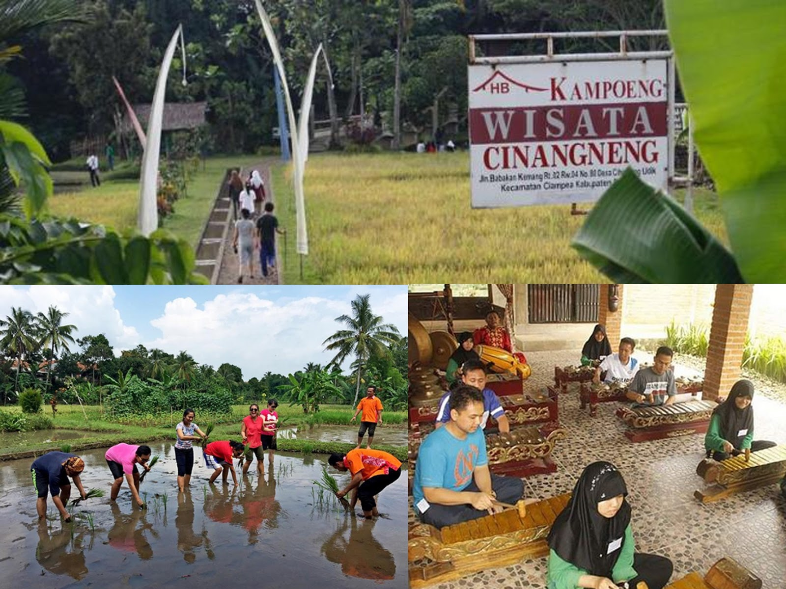 Tempat Wisata Study Tour Rekreasi Edukasi TK SD SMP Dekat