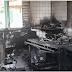 Refeitório de escola fica destruído após explosão de botijão em Barras