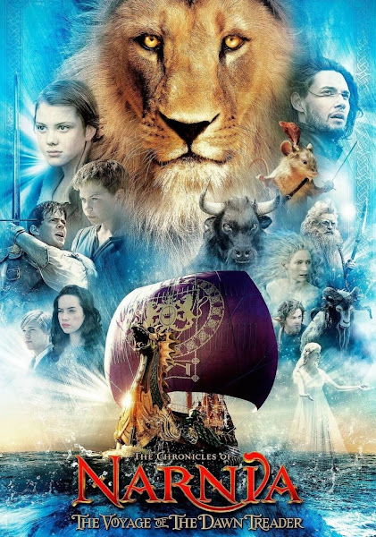 The Chronicles of Narnia 3 Hindi Dubbed 2010 Full Movie Dual Audio 720p