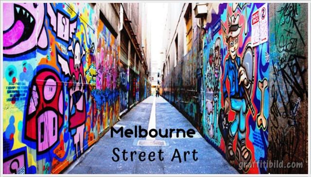 Melbourne Street Art, Standorte und Galerie