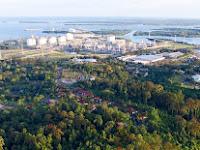 Jenis - Jenis Pengolahan Upstream dari Kilang LNG (Onshore LNG, Floating LNG, atau Onshore LNG via Floating CNG)
