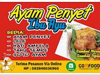 Download Kumpulan Contoh Spanduk Ayam Penyet.cdr