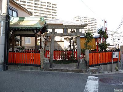 三郷橋稲荷神社