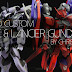 Custom Build: HGBD 1/144 Impulse Arc & Lancier Evolve