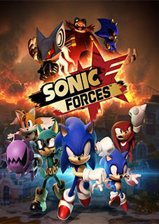 Sonic Forces Thumb