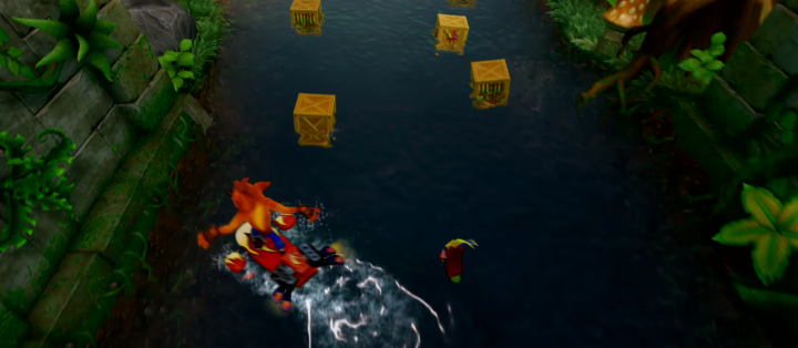 No te pierdas este gameplay de Crash Bandicoot N Sane Triology a 4k