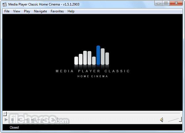 تحميل مشغل فيديو ميديا بلاير Media Player Classic