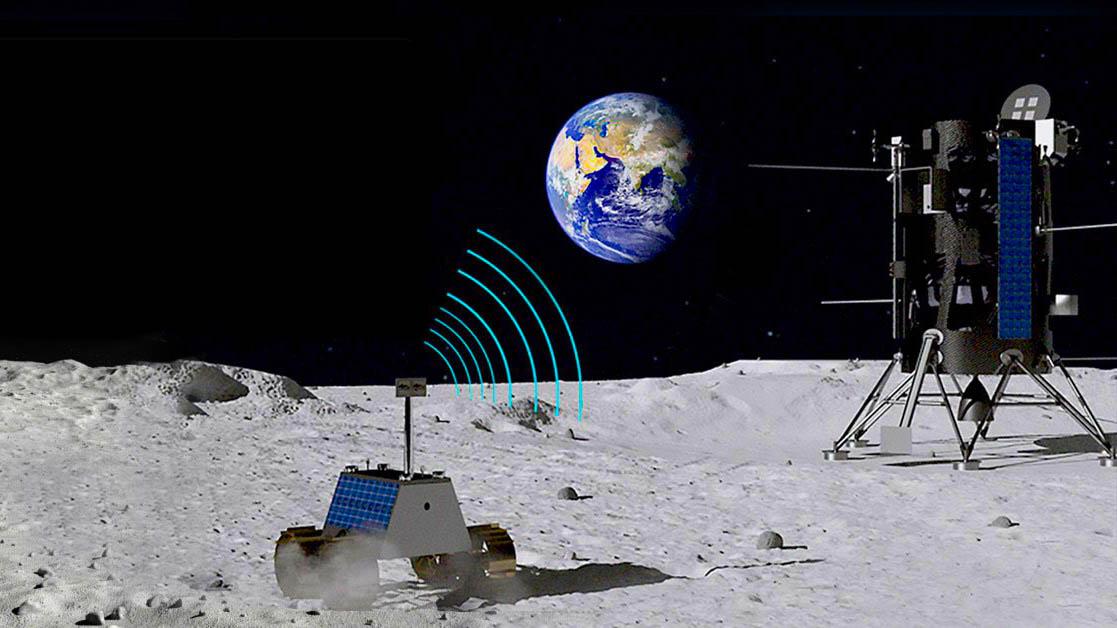 Lua pode ter internet 4G até o fim de 2022
