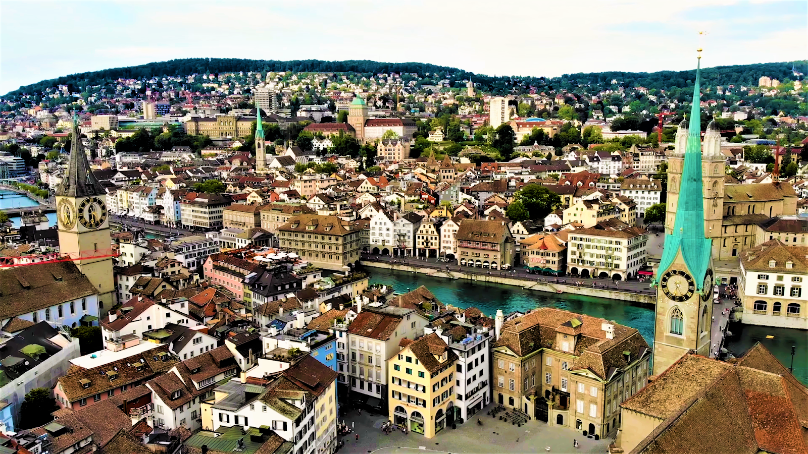 Zurich, 6th most sustainable city 2018