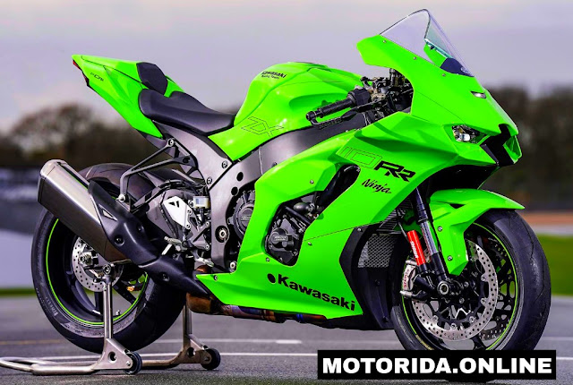 Kawasaki Ninja ZX-10RR Specifications,Engine,Color