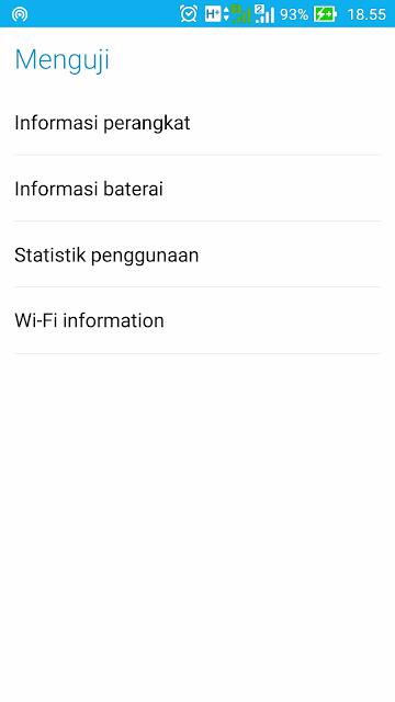 Mengunci Sinyal 4G LTE Android