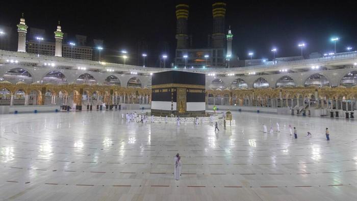 Ibadah Haji 2021 Hanya Diikuti 60 Ribu Orang, Semuanya Warga dan Penduduk Saudi