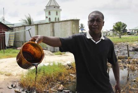 nigerian curses politicians