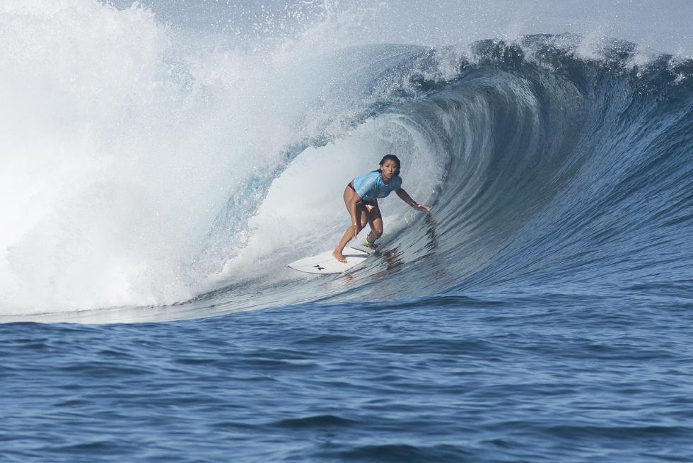 22 Mahina Maeda Fiji Womens Pro Fotos WSL  Stephen Robertson