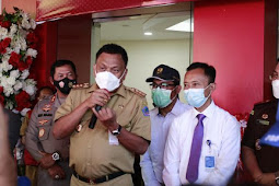 Olly Dondokambey Harapkan RS Covid-19 Sulawesi Selatan Tak Penuh Pasien