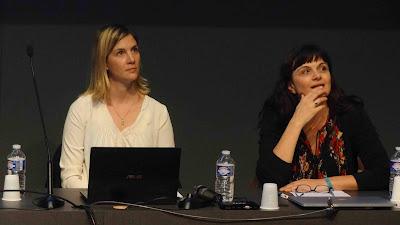 Dominique de GAiar et Delphine Rieu éditrice et auteure