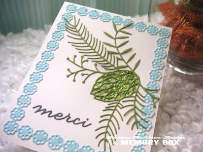 CAS merci fall card detail