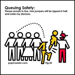 แซงคิว-jump the queue