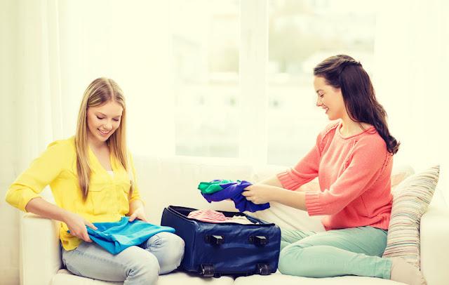 jak prawidłowo zapakować bagaż