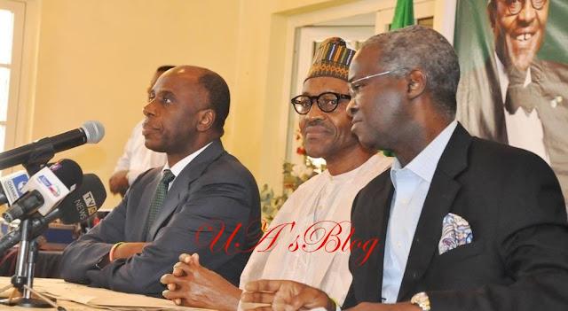 Amaechi, Fashola, Lai Mohammed, Onu Set To Retain Seats In Buhari's Cabinet