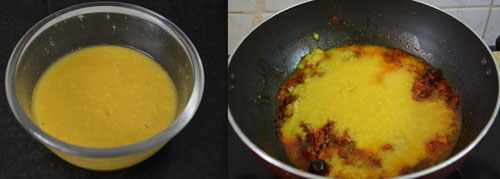Gujarathi Dal dhokli