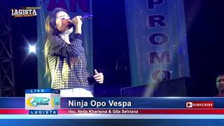 Nella Kharisma - Ninja Opo Vespa (Lagista Live Blitar) Mp3