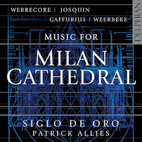 Music for Milan Cathedral - Siglo de Oro