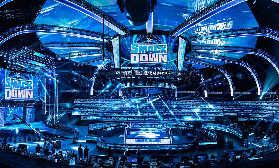 Título muda de mãos nas gravações do Friday Night SmackDown