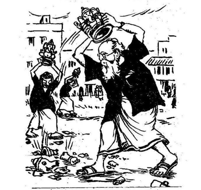 Periyar's Pilliyar Doll Demolishing Riot