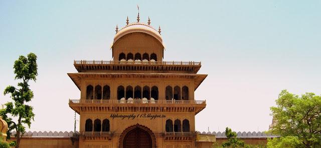 Main Enterance, Shri Rangnath Temple