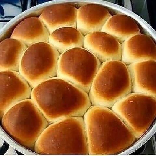 Receita de Pão Caseiro Simples