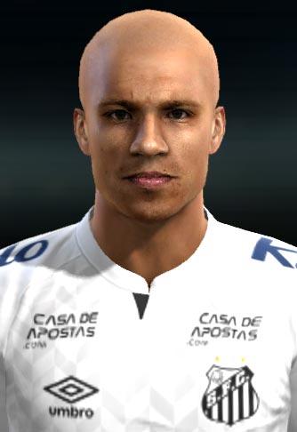 Carlos Sánchez Face For PES 2013