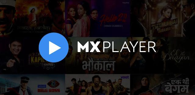 قم بتنزيل MX Player Online: سلسلة الويب والألعاب والأفلام والموسيقى  لنظام الاندرويد