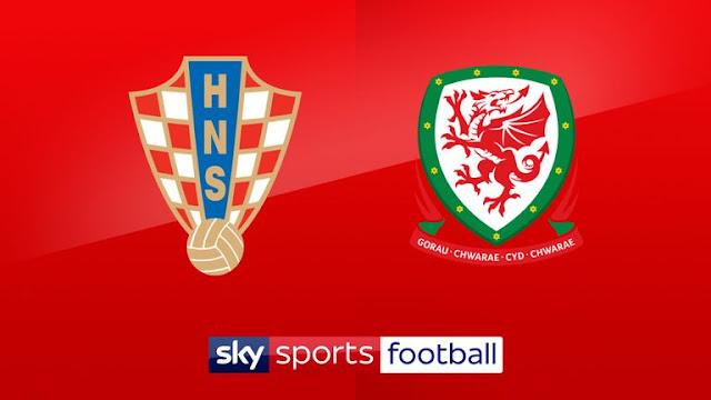 مشاهدة مباراة كرواتيا وويلز بث مباشر بتاريخ 08-06-2019 التصفيات المؤهلة ليورو 2020