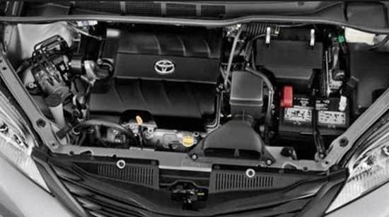 2018 Toyota Sienna Concept Car