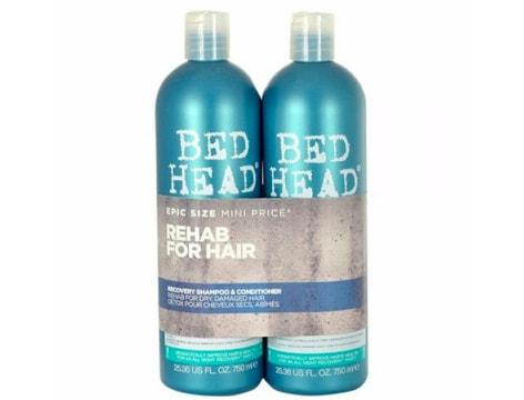 Set Bed Head Recovery: Sampon, 750 ml + Balsam, 750 ml, 1500 ml