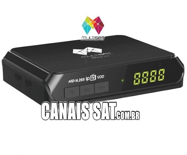 Multisat M300 Atualização V2.85 - 03/06/2021