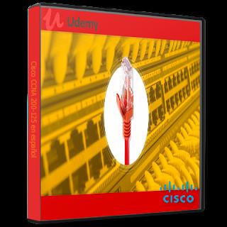 Udemy - Cisco CCNA 200-125 en español