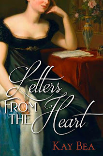 Book cover: Letters from the Heart by Kay Bea