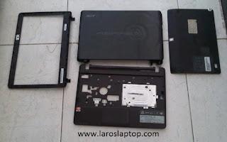 Jual Casing Netbook - casing acer aspire one 722