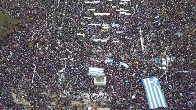 Ν. Λυγερός - Οι επεκτάσεις του ιστορικού Συλλαλητηρίου (#συλλαλητήριο #σκοπιανό)